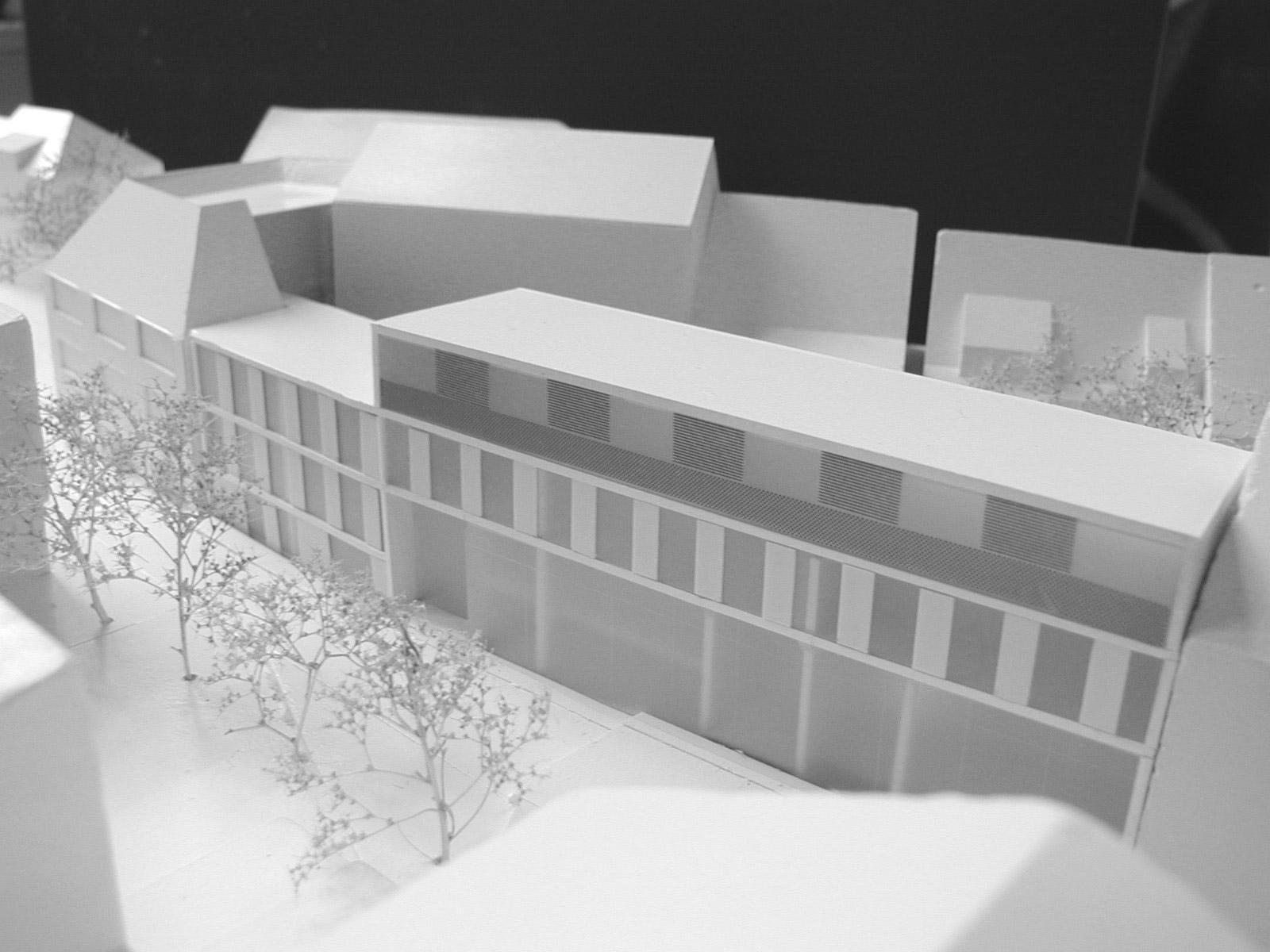 Renn architektur mit begeisterung - Skelettbau architektur ...
